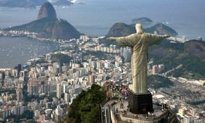 Christ Rédempteur à Rio de Janeiro